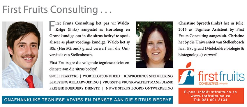 Waldo Krige & Christine Spreeth